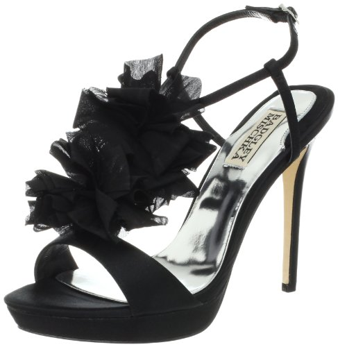 Badgley Mischka Adele Open Toe Schuhe, Damen Sandalen