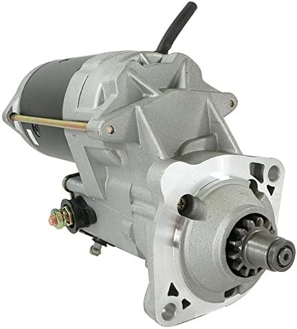 DB Electrical SND0355 Ford 7.3 7.3L sel Starter For Powerstroke E150 on