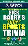 Rick Barry's Super Sports Trivia (Buzztime Trivia Series)