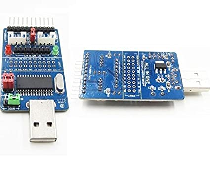 CIRCUIT SYSTEMS M952 All in 1 Multifunctional USB to SPI/I2C