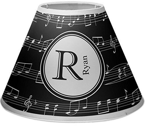 RNK Shops Musical Notes Empire Lamp Shade