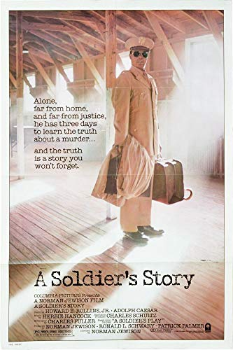 - A Soldier's Story (Original poster for the 1984 film)