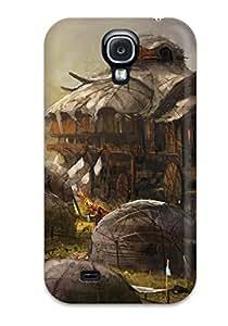 High Quality BgNgfwr673zMyrO Makeshift Camp Tpu Case For Galaxy S4