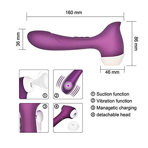 Clítoris Estimulación Chupar Sexo oral Lamer Lengua ...