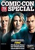 TV Guide Magazine Comic Con Special FRINGE Cover (1 of 4)