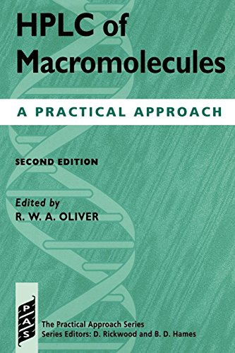 HPLC of Macromolecules: A Practical Approach (Practical Approach Series)