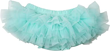 juDanzy Baby Ruffle Tutu Skirt and Diaper Cover