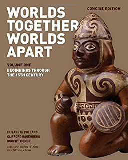 amazon com worlds together worlds apart a companion reader rh amazon com World Together World's Apart Volume 1 V1 World's Together World's Apart
