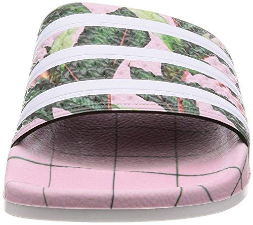 Multicolore amp; supcol Adidas Plage De rosmar Femme Piscine Adilette 000 Chaussures ftwbla W g8Zw6qT