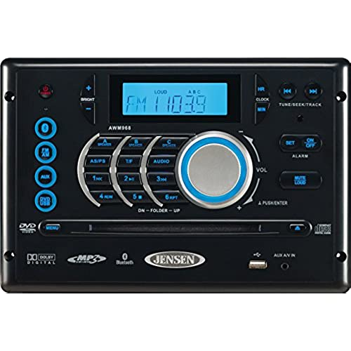 Rv Stereo Systems Amazon Com