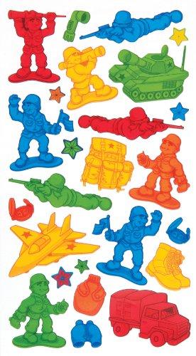 EK Success Brands Decorative Sticko Stickers, - Mens Brand Top