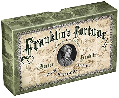 Franklin's Fortune | an Incredibly Fun Strategy Game