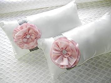 Amazon.com: Metálico & Rosa Cherry Blossom flor de ...