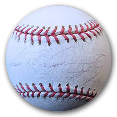Ivan Rodriguez Signed Autographed MLB Baseball Rangers GV892728 ()
