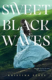 Book Cover: Sweet Black Waves