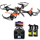 DBPOWER UDI U842 Predator WiFi FPV Drone HD Camera (Small Image)