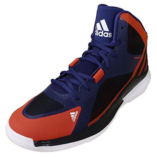 Zapatillas Strike baloncesto Rojo de Azul Azul deporte Shoes Adidas Crazy Zapatillas de wtP5q1Scq