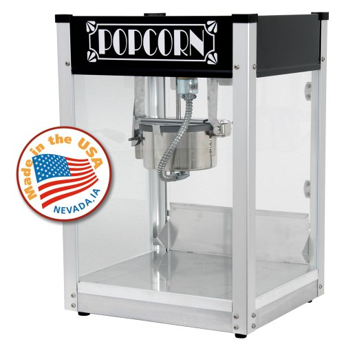 Gatsby-4 Popcorn Machine (Black, 4-Ounce ) (2oz Popcorn Machine compare prices)