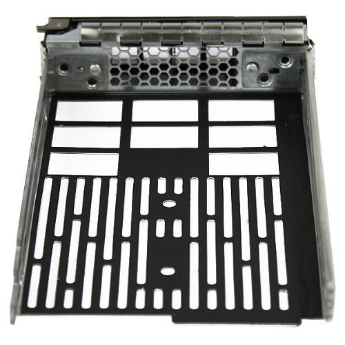 (10 Pack) 3.5'' SAS Hard Drive Tray Caddy for Dell F238f for Dell Poweredge R610 R710 T610 T710 by Generic (Image #4)