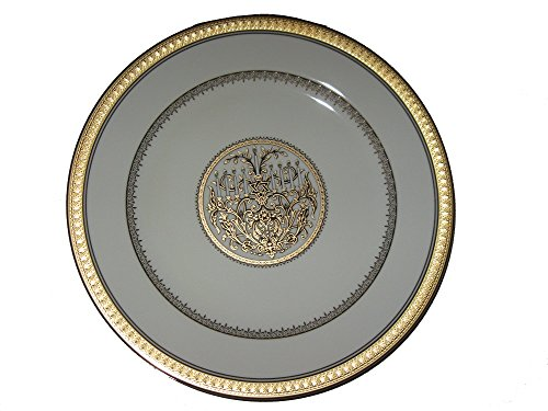 MIKASA - HANUKKAH Holiday of Lights Accent GOLD Plate