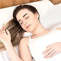 EPABO Contour Memory Foam Pillow Orthopedic Sleeping Pillows Ergonomic Cervical