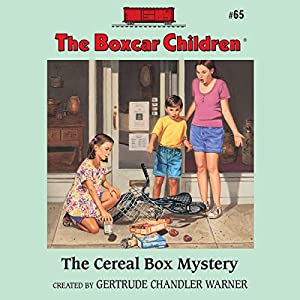 The Cereal Box Mystery Audiobook