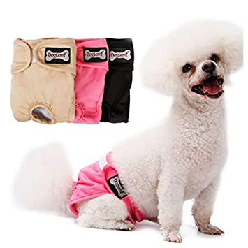 Doglemi - Pañales para Perro, Reutilizables, para Mascotas ...