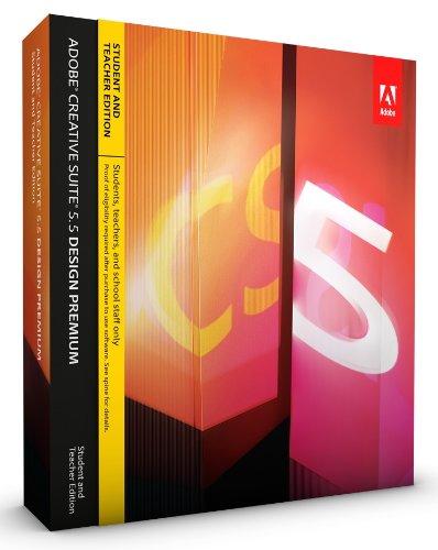 Adobe Design Premium Student Teacher