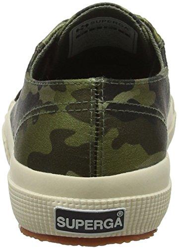 Green Superga Camo Shoes Rasocamow 2750 wPPnq7agRv