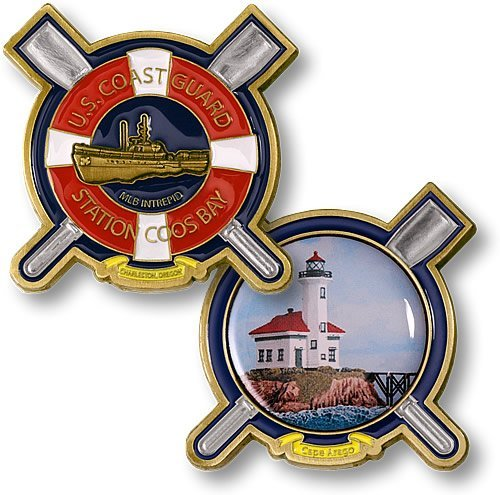 Coast Guard Station (USCG Station Coos Bay)