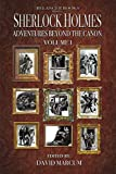 img - for Sherlock Holmes: Adventures Beyond the Canon book / textbook / text book