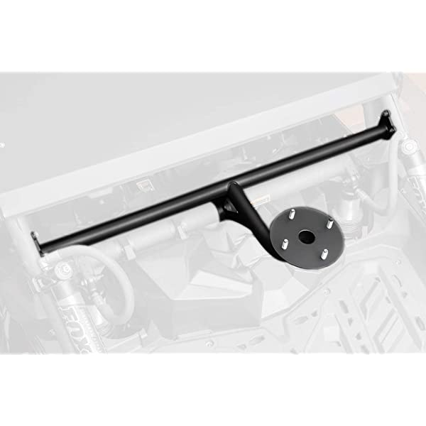 CAN-AM MAVERICK X3 /& MAX SSP LONESTAR RACING BLACK SPARE TIRE HOLDER # 715003922