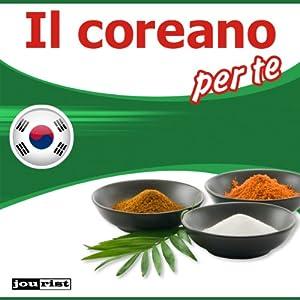 Il coreano per te Audiobook