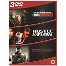 Four Brothers/Hustle and Flow/Get Rich Or Die Trying
