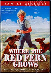 red fern movie comparison Is where the red fern grows family friendly find out only at movieguide the family and christian guide to movie reviews and entertainment news.