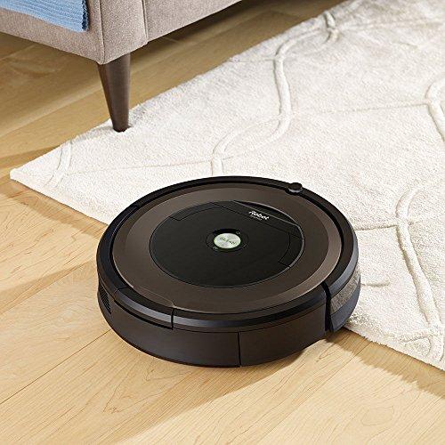 iRobot Roomba 890 Robotic Vacuum Cleaner with Wi-Fi Connectivity + Extra Sidebrush Bundle