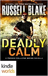 The Perseid Collapse Series: Deadly Calm (Kindle Worlds Novella)