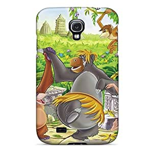 High-quality Durability Case For Galaxy S4(jungle Book) by lolosakes