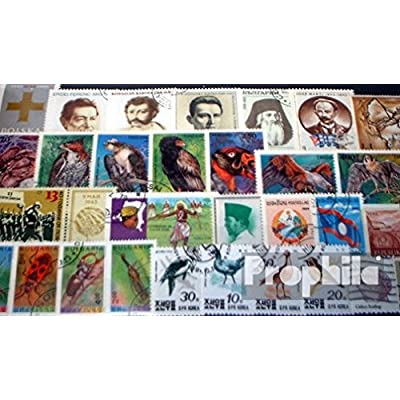 All World 1000 Different Stamps (Stamps for Collectors): Toys & Games