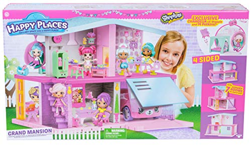 Happy Places Shopkins Mansion