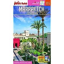 Petit Futé Marrakech Essaouira (1Plan détachable)