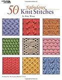 50 Fabulous Knit Stitches  (Leisure Arts #4280)