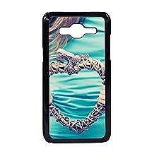 Perfect Ultra Thin hands heart plexus t-shirt Soft TPU Case Cover for Samsung Galaxy J7 2016-Version Design By [Andrea Novak]