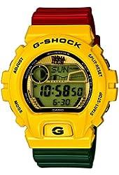 Casio G-Shock In4mation Yellow Watch