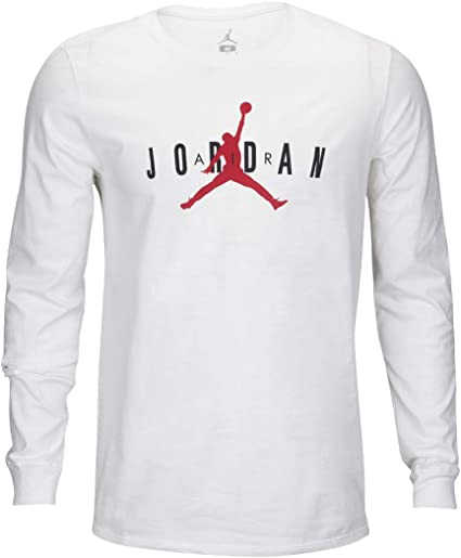 Jordan Jumpman Air Chemise à manches longues pour homme