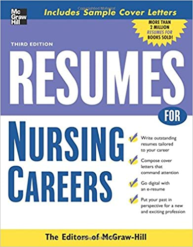 Resumes for Nursing Careers (McGraw-Hill Professional Resumes