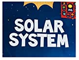 Solar System Learning Materials Back To School Teaching Classroom Decor Bulletin White Board Kit Educational Set Includes Individual Planets Theme Poster, Large Die Paper Cut Outs Science Bundle