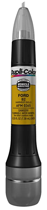 Amazon.com: Dupli-Color AFM0365 Harvest Gold Ford Exact-Match ...