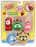 Yo Gabba Gabba Bath Squirters