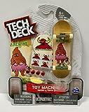 Tech Deck Series 4 Toy Machine Joshua Harmony Fingerboard